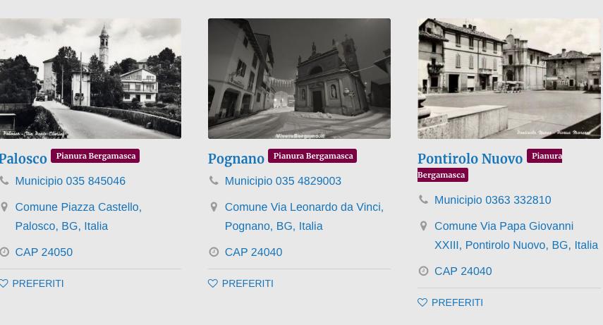 Pianura Bergamo
