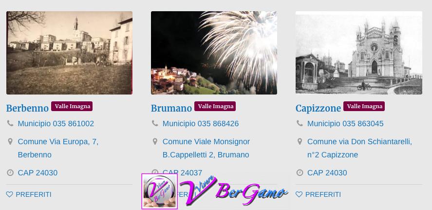 Valle Imagna Bergamo